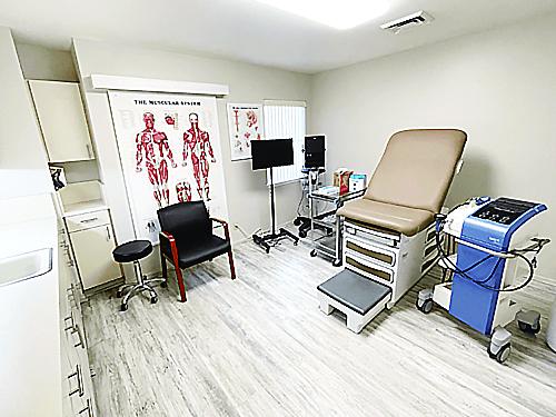 聲波治療中心(Acoustic Therapy Center)。