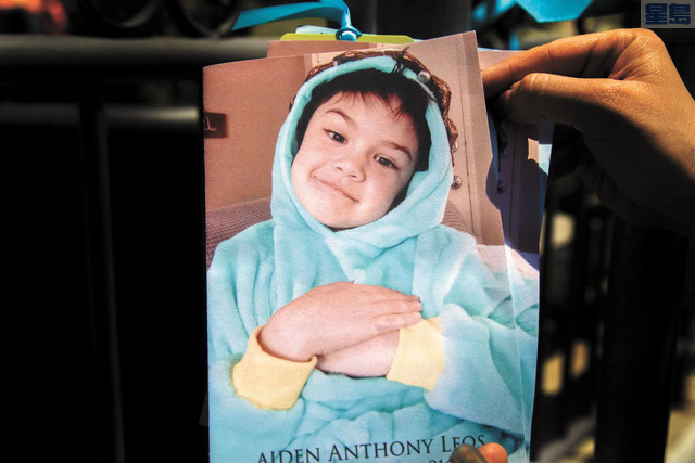 年僅6歲的男童里奧斯在一場路怒所引發的槍擊事件中喪生。洛杉磯時報