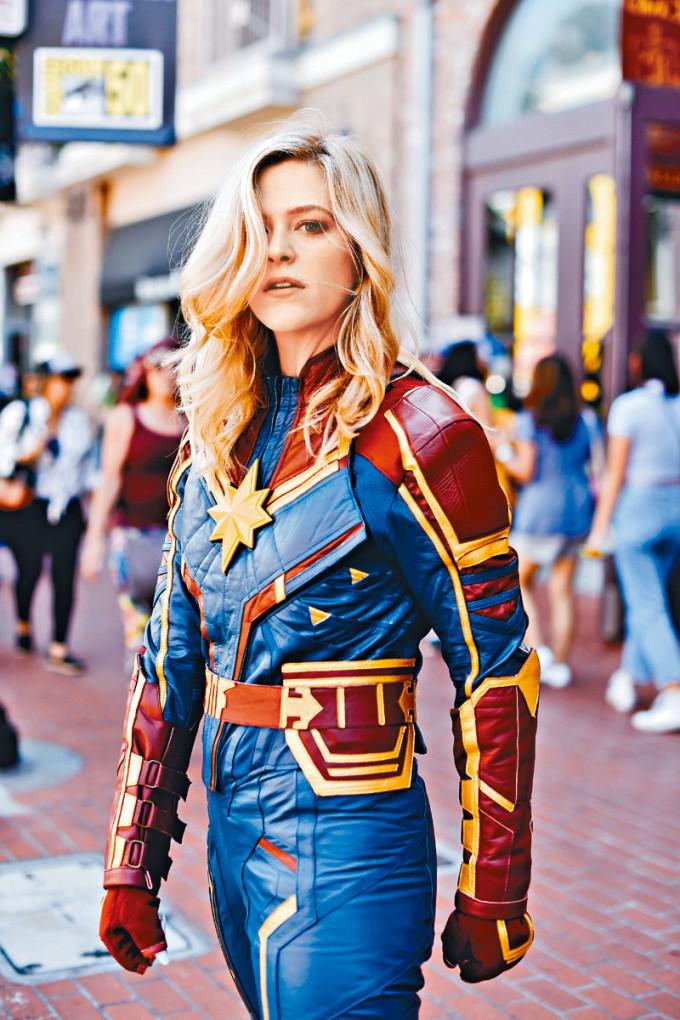 《Marvel隊長2》初步暫定明年11月上映。