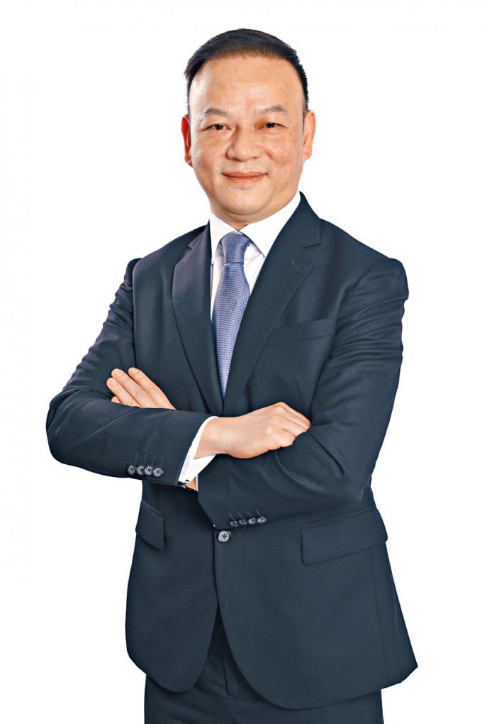 安領國際主席兼集團行政總裁廖銳霆昨日表示,該公司未來將大力發展金融科技及數碼資產行業,強調看好整個數碼資產的行業前景。