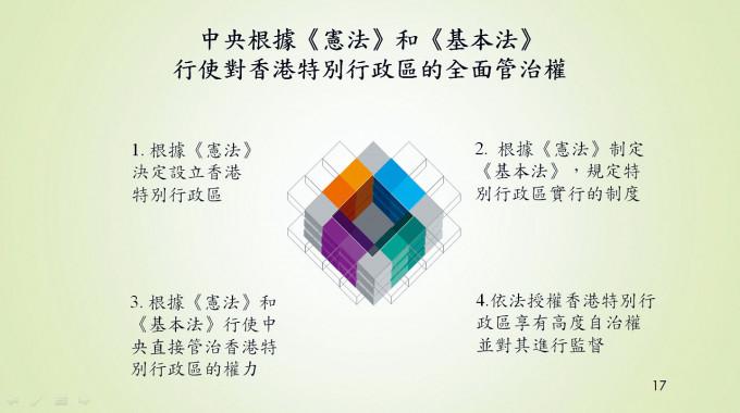 教育局日前首次為新科推出官方教材,上載首批電子簡報。