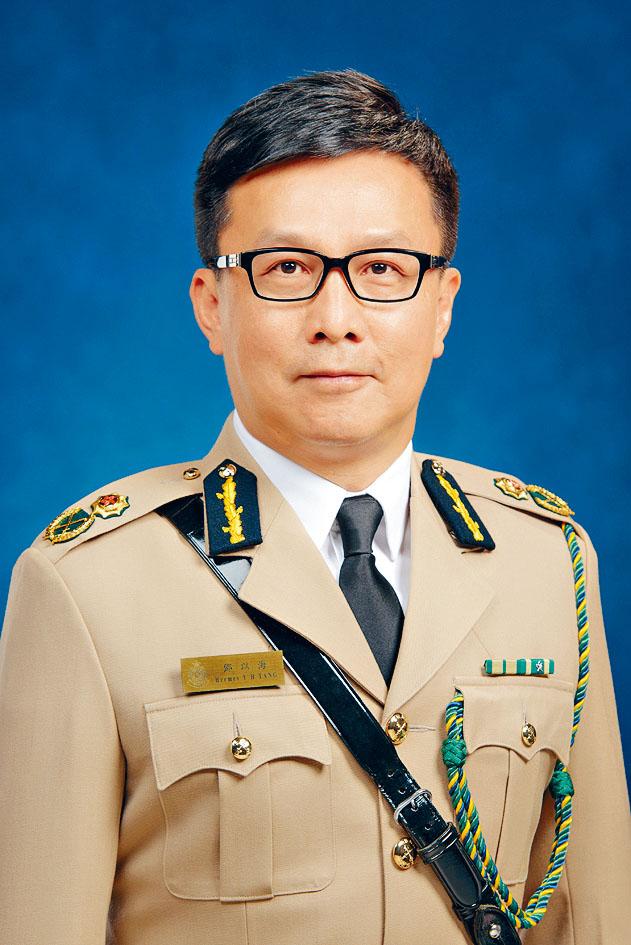 海關關長鄧以海料將接替白韞六執掌廉署。