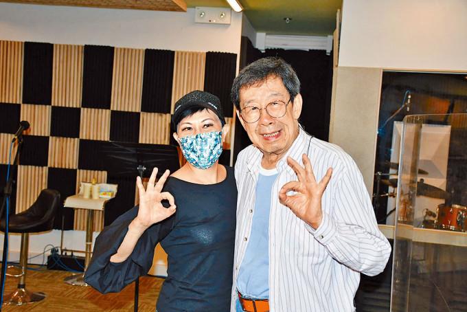 修哥今次邀請陳潔靈擔任其中一位嘉賓。