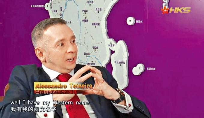福鑫為中國的防疫工作打滿分。