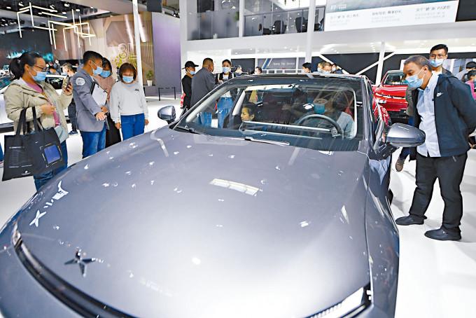 小鵬汽車通過上市聆訊,打響內地造車新勢力歸巢第一炮。