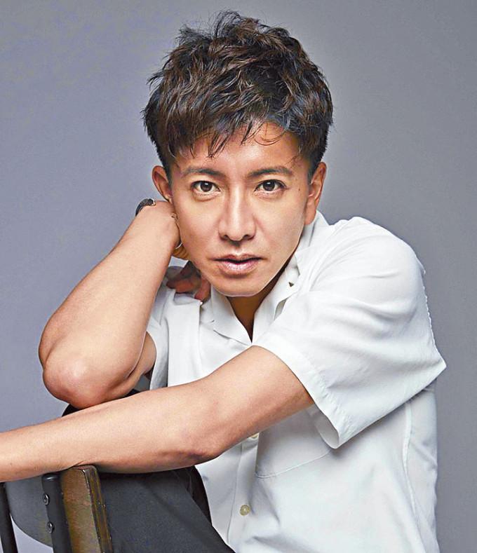 木村將於7月飛到意大利拍英語劇集《THE SWARM》。
