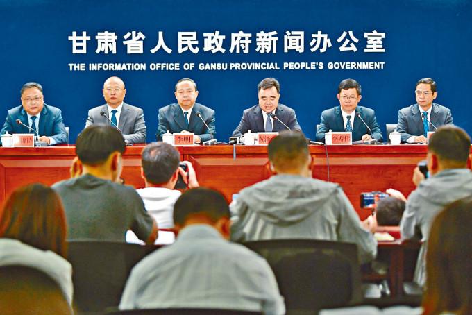 甘肅當局公布馬拉松事故調查結果。