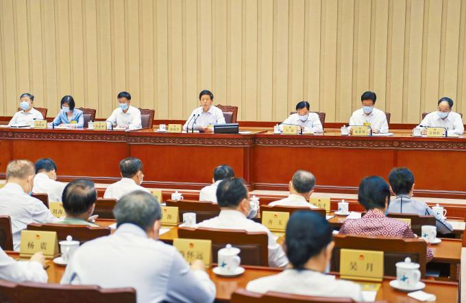 全國人大常委會第二十九次會議表決通過《反外國制裁法》。