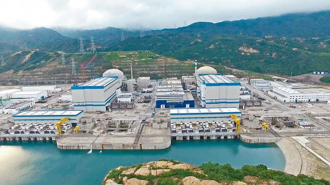 法國電力公司表示,台山核電廠沒有發生核泄漏。