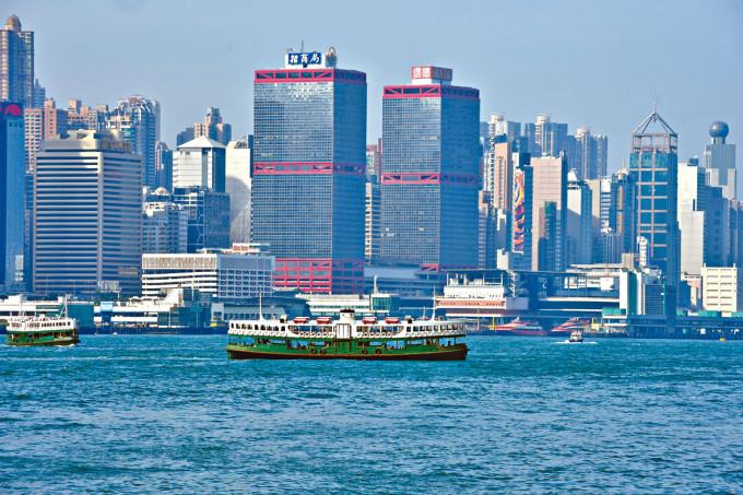 國基會表示,本港金融體系足以抵禦極端衝擊,銀行體系亦能保持穩健。