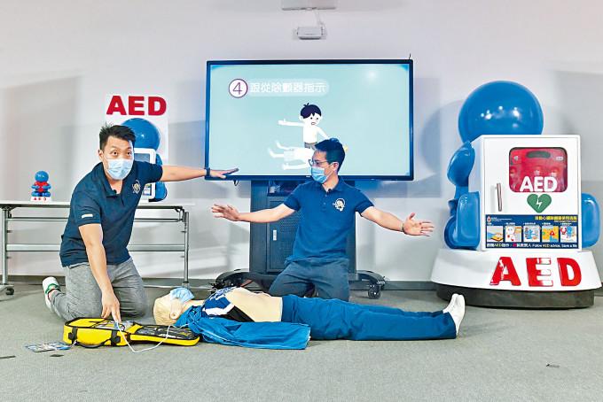 突發心藏停頓死亡率高,如患者在短時間內得不到治療,則會失救死亡。