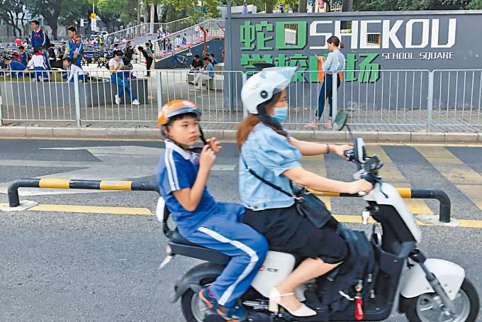 深圳仍有零星確診個案。