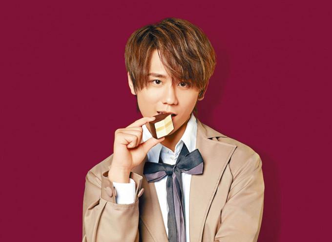 姜濤接拍雪糕月餅廣告,可謂如願以償。