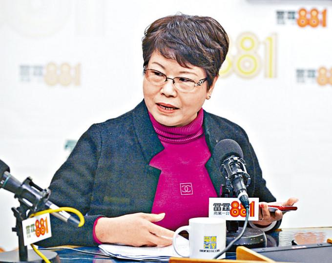 香港安老服務協會委員李輝指,近日有更多業界員工接種疫苗。