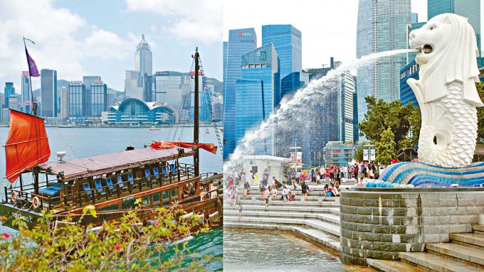 港府與新加坡將於七月初檢視雙邊「航空旅遊氣泡」的目標啟航日期。