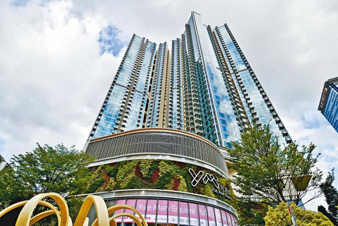 「打針抽樓」頭獎為觀塘凱滙高層單位。