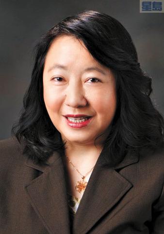 華裔梁瑋婷教授榮獲三藩市加大傑出校友獎。受訪者提供
