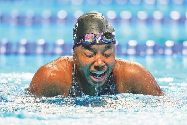 曼努埃爾險些與東京奧運失之交臂。美聯社
