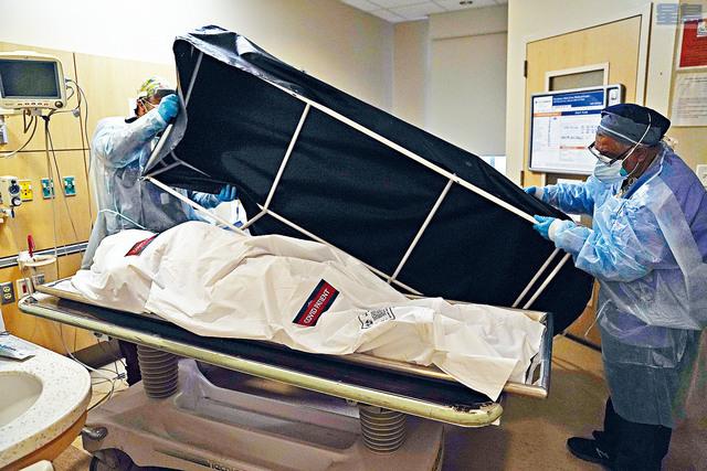 ■全美抗疫21日取得兩項重大成果—單日死亡人數降至300以下,是疫情爆發以來首見;與此同時,完全接種疫苗的人數已達1.5億。美聯社