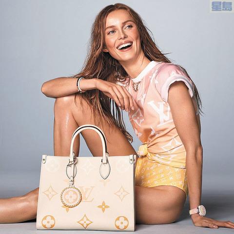 從手提包等奢侈品零售商銷售額的激增,可以看出前20%消費人口對經濟的巨大影響。LOUIS VUITTON官網