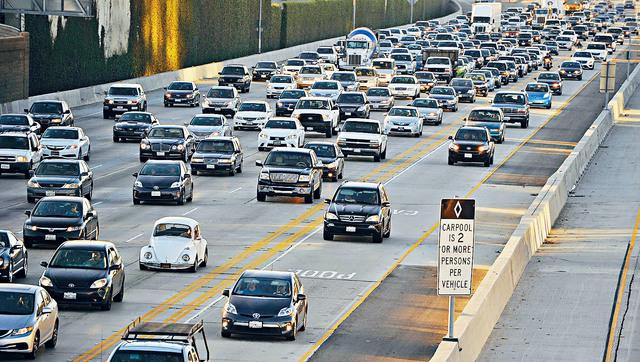 ■調研機構馬基特發表報告表示,汽車質量提升之餘使用壽命也一直穩步增加,使得國民的換車年期首次突破12年。    今日美國圖片