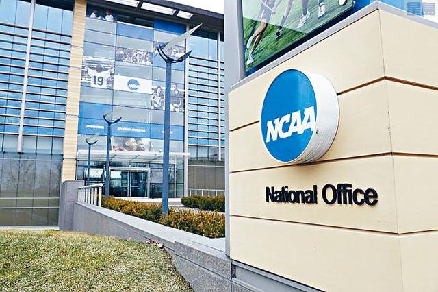 ■爭議多年後,最高法院裁定,大學體育聯盟不得限制院校向學生運動員提供教育補償和福利。    美聯社