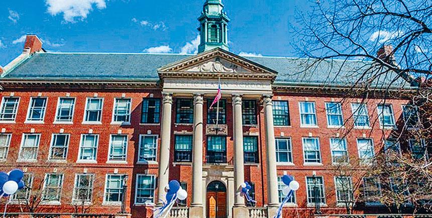 波士頓拉丁學校(Boston Latin School)。拉丁學校官網