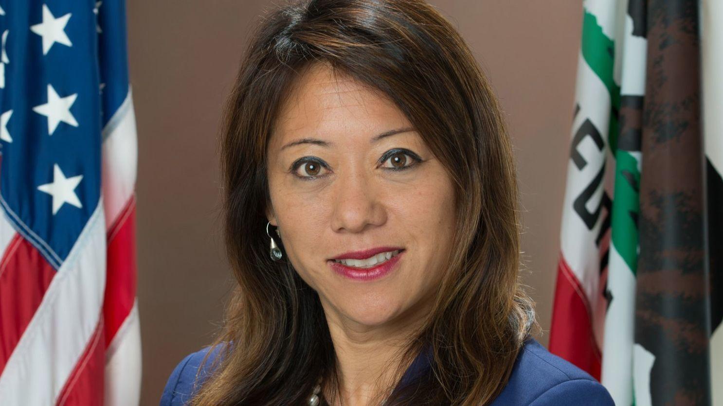華裔加州財務長馬世雲捲入「性騷擾」風波。洛杉磯時報/檔案照