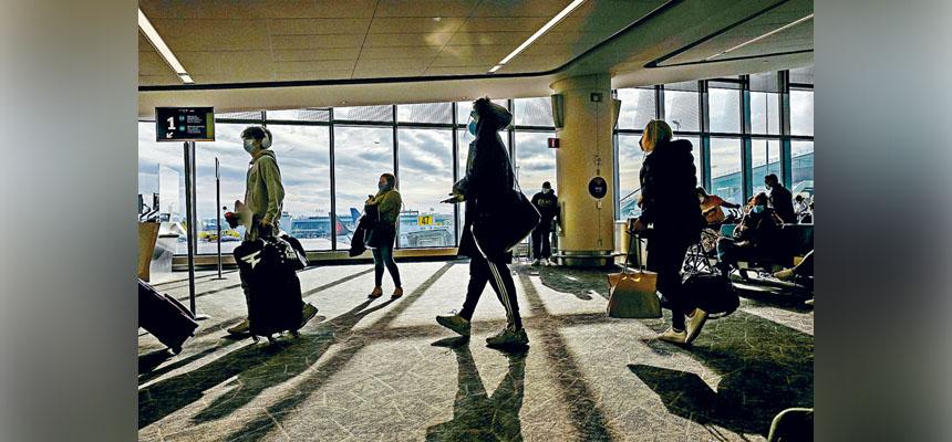 拉瓜迪亞機場輕鐵計劃,終獲得聯邦航空管理局批准。Jonah Markowitz/紐約時報