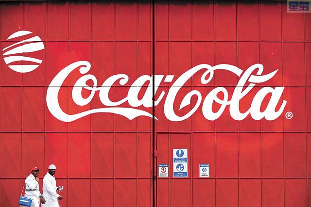 隨著經濟重啟帶動銷售回溫,可口可樂財報樂觀。路透社