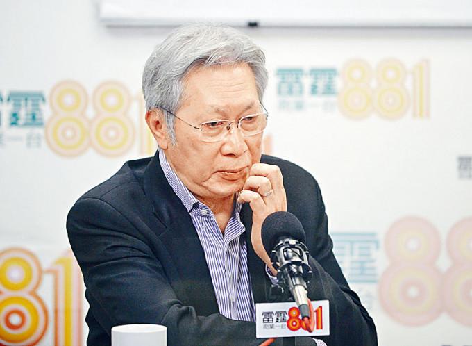 香港中小型企業聯合會永遠榮譽主席劉達邦認為,現代化技術的工廠,可受惠於5G技術的發展。